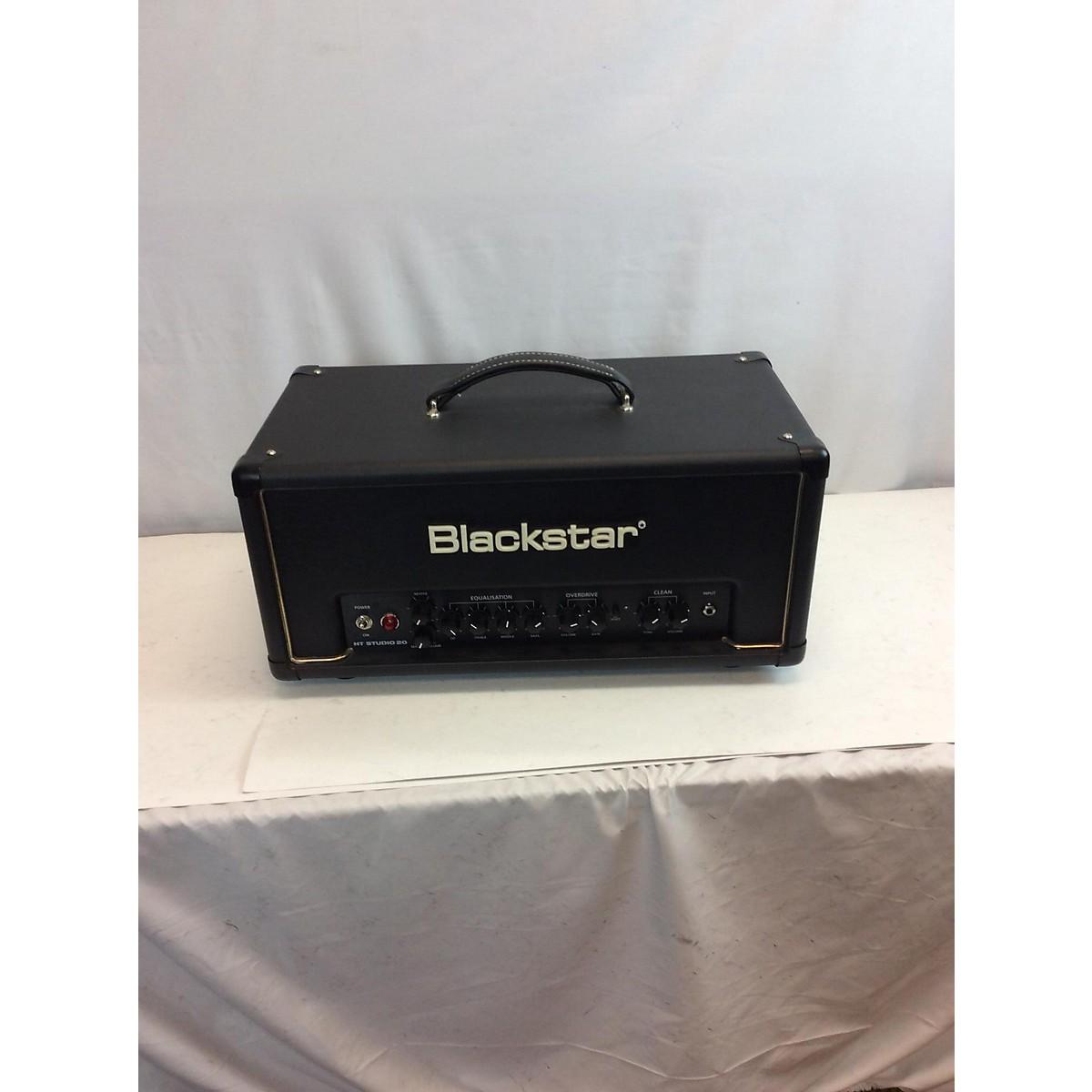 Blackstar HT20HR MKII Tube Guitar Amp Head