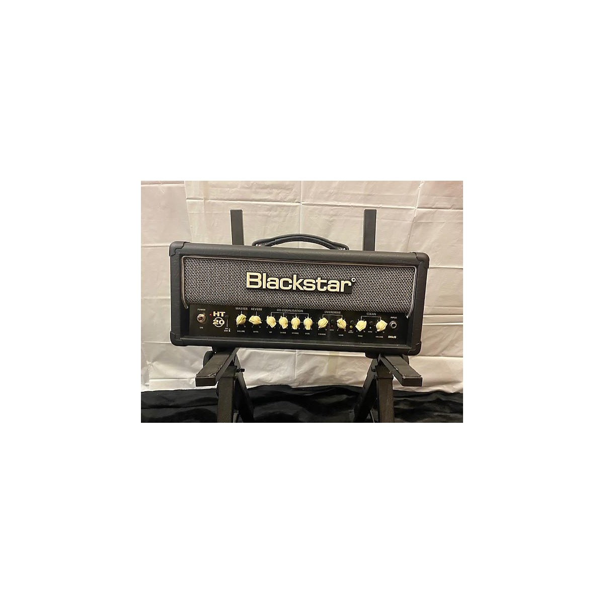 Blackstar HT20RH MkII 20W Tube Guitar Amp Head