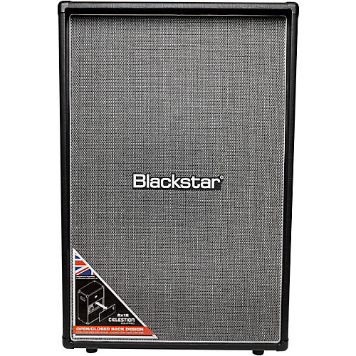 Blackstar HT212VOC MKII 160W 2x12 Vertical Guitar Speaker Cabinet