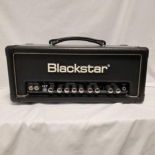 used blackstar ht5rh 5w tube guitar amp head guitar center. Black Bedroom Furniture Sets. Home Design Ideas