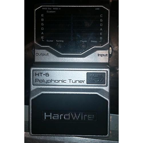 DigiTech HT6 Polyphonic Tuner