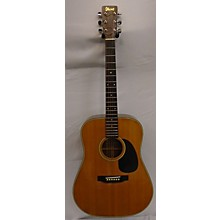 Ibanez HT75 Acoustic Guitar