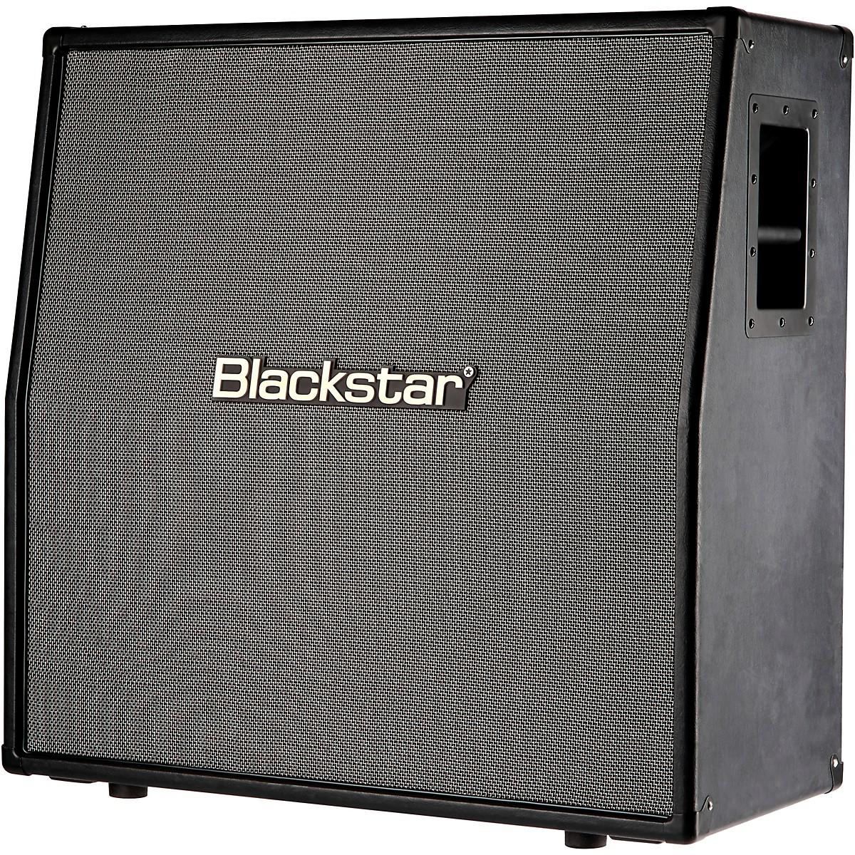 Blackstar HTV412A MKII HT Venue Series 320W 4x12 Angled Guitar Speaker Cabinet
