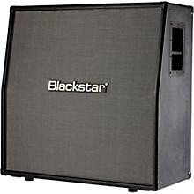 Blackstar HTV412A MKII HT Venue Series 320W 4x12 Angled Guitar Speaker Cabinet Level 1 Black