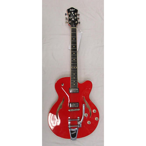 Hofner HVSC-R Hollow Body Electric Guitar