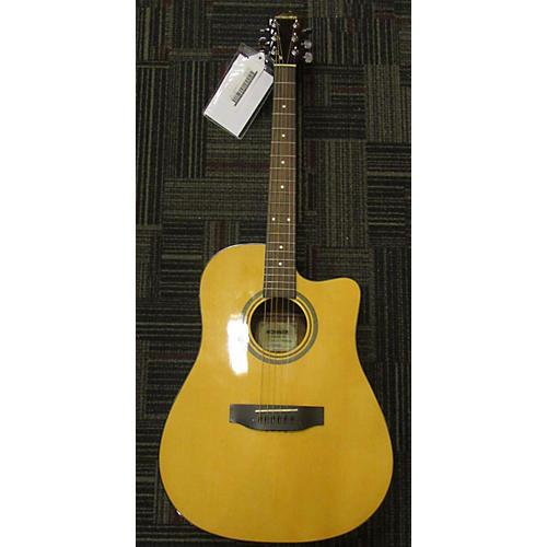 used hohner hw350ce acoustic electric guitar guitar center. Black Bedroom Furniture Sets. Home Design Ideas