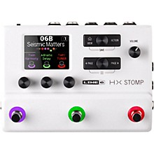 HX Stomp Limited-Edition Multi-Effects Pedal White