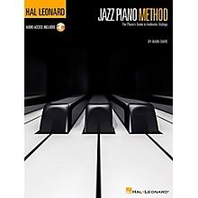 Hal Leonard Hal Leonard Jazz Piano Method - Book/Online Audio