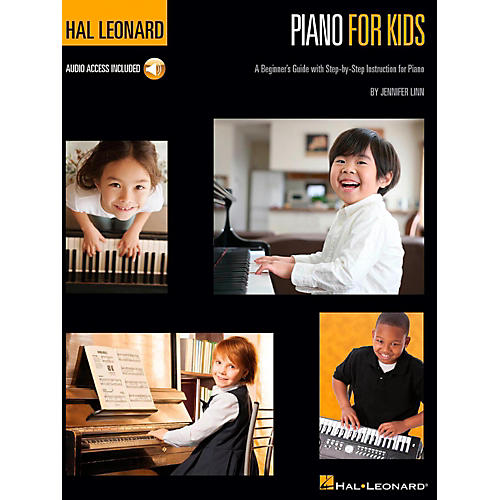 Hal Leonard Hal Leonard Piano for Kids - A Beginner's Guide with Step-by-Step Instructions