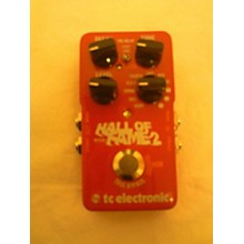 TC Electronic Hall Of Fame 2 Effect Pedal