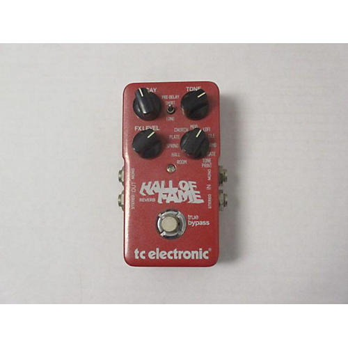 TC Electronic Hall Of Fame Reverb Effect Pedal