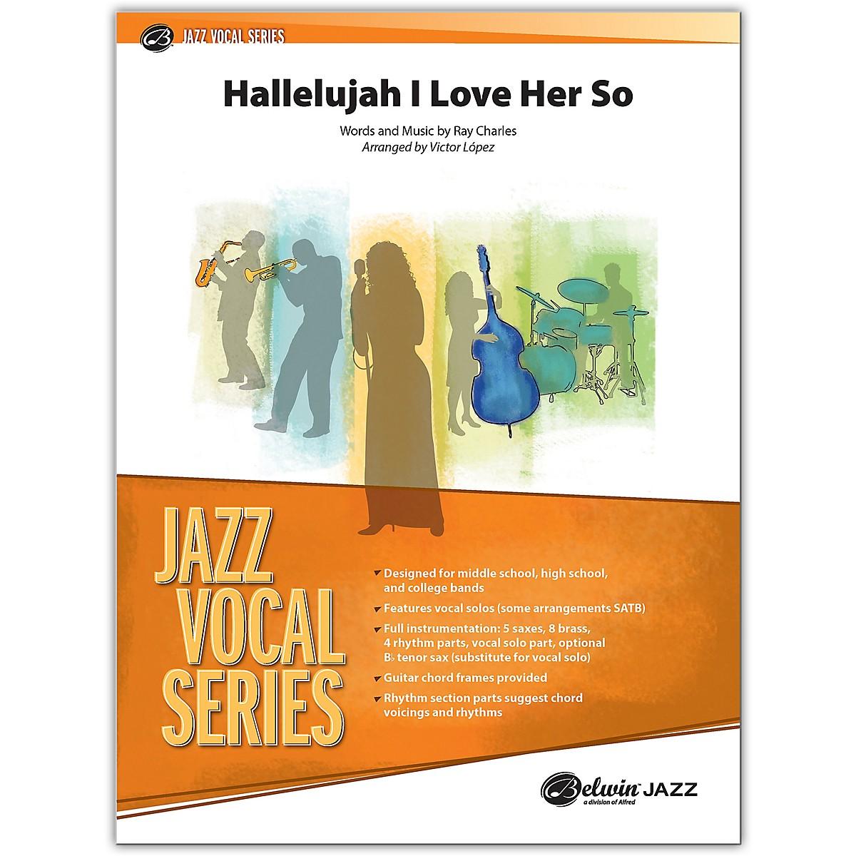 BELWIN Hallelujah I Love Her So Conductor Score 3 (Medium)