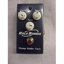 Stomp Under Foot Halo Bender Effect Pedal
