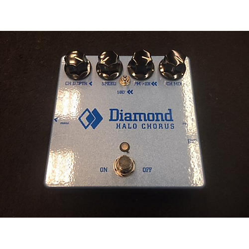 DIAMOND PEDALS Halo Chorus Effect Pedal