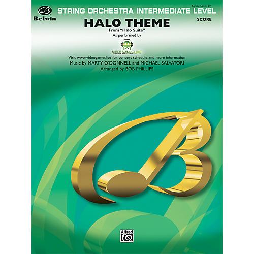 Alfred Halo Theme