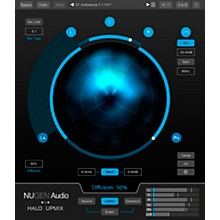 NuGen Audio Halo Upmix and Halo Downmix with 3D Immersion Ext.