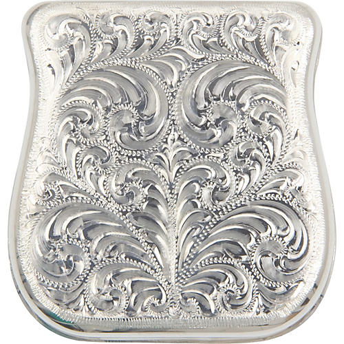 El Dorado Hand-Engraved Ashtray Bridge Cover