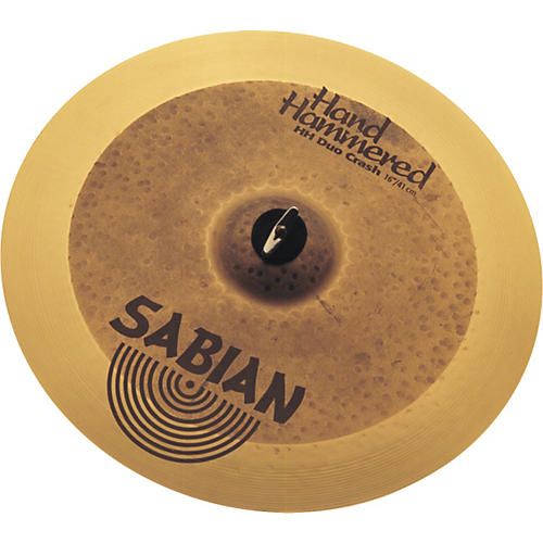 Sabian Hand Hammered Duo Crash Cymbal 16