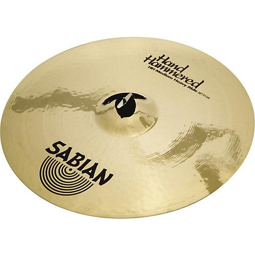 Sabian Hand Hammered Medium Heavy Ride Cymbal