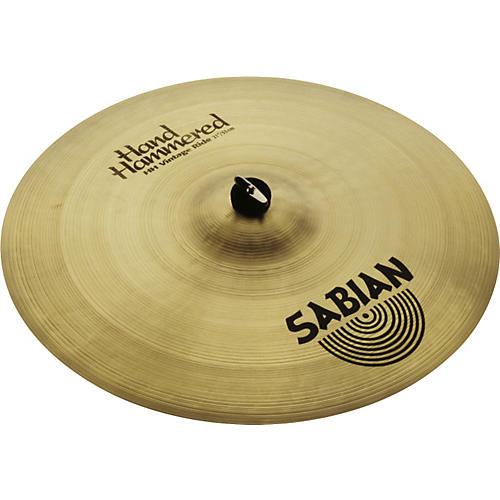 Sabian Hand Hammered Vintage Ride Cymbal Brilliant