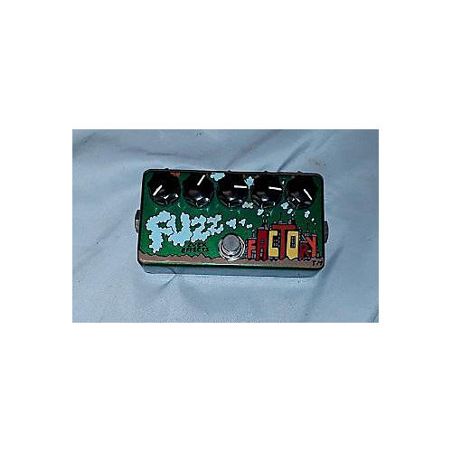 Zvex Hand Painted Fuzz Factory Effect Pedal