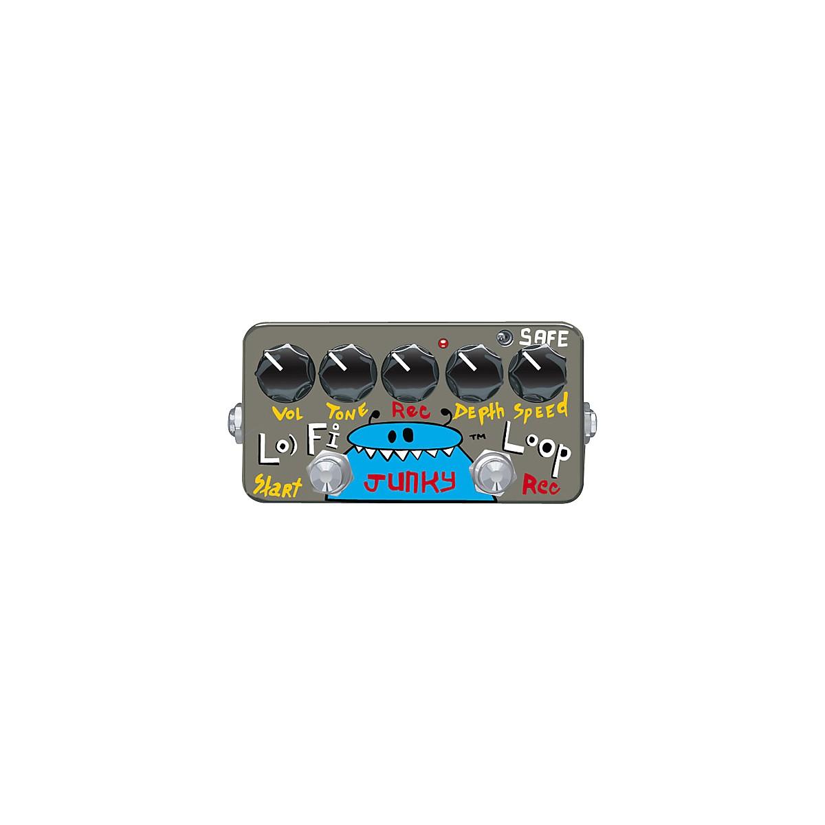 Zvex Hand-Painted LO-FI Loop Junky Guitar Effects Pedal