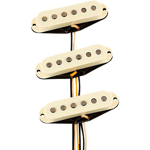 Fender Custom Shop Hand-Wound 60/63 Stratocaster Pickup Set