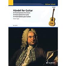 Schott Handel for Guitar (33 Transcriptions for Guitar) Guitar Series Softcover