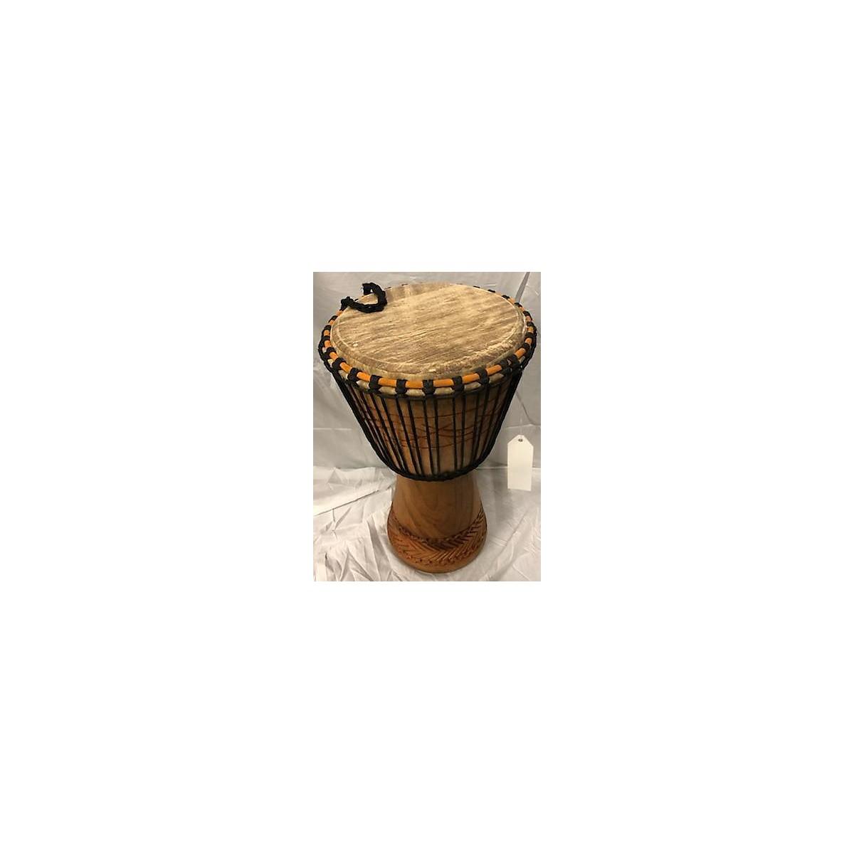 Swart Handmade Djembe