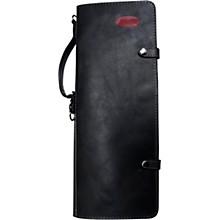 Handmade Leather Stick Case Black