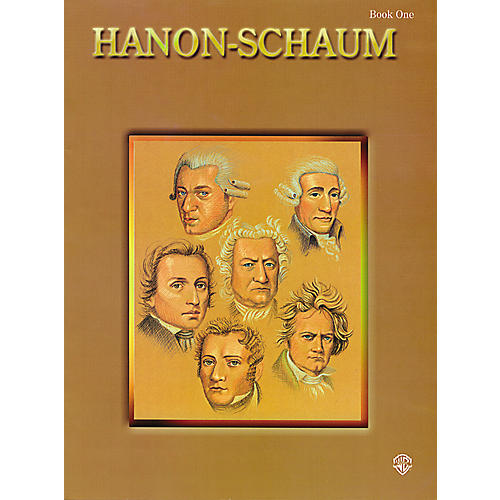 Alfred Hanon-Schaum Book One