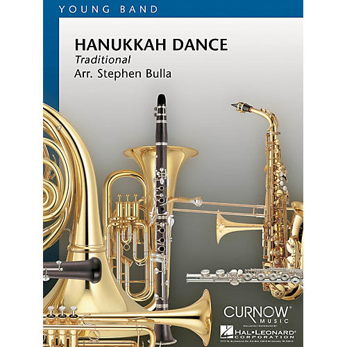 Curnow Music Hanukkah Dance (Grade 2 - Score and Parts) Concert Band Level 2 Composed by Stephen Bulla