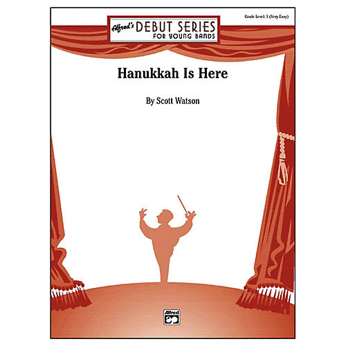 Alfred Hanukkah Is Here Grade 1 (Very Easy)
