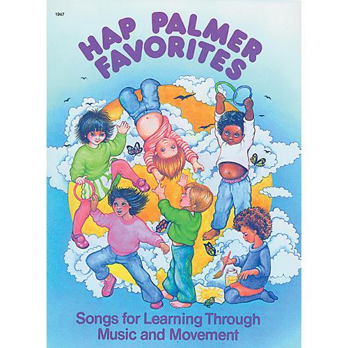 Alfred Hap Palmer Favorites