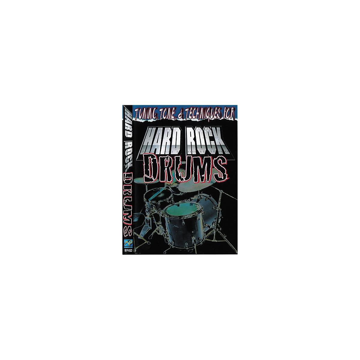 MVP Hard Rock Drums (DVD)