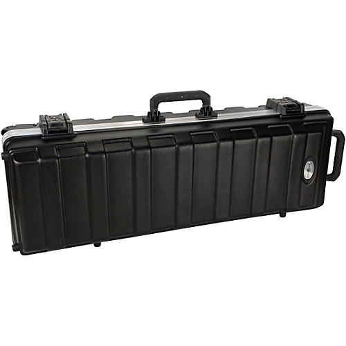 Black Swamp Percussion Hard Travel Case for Temple Blocks TBSET5 or TBSET6