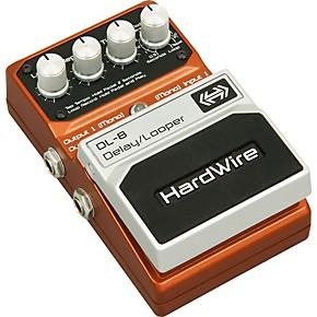 digitech hardwire dl 8 delay looper guitar effects pedal guitar center. Black Bedroom Furniture Sets. Home Design Ideas