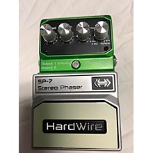 Digitech HardWire SP7 Stereo Phaser Effect Pedal