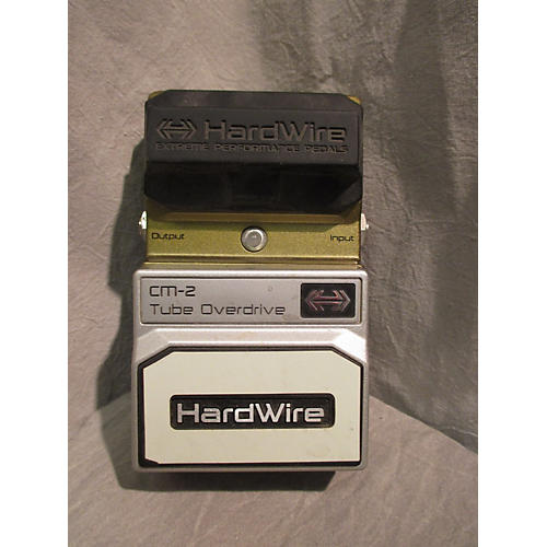 Digitech HardWire Series CM-2 Tube Overdrive Effect Pedal