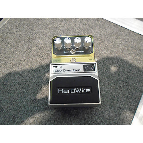 Digitech HardWire Series CM2 Tube Overdrive Effect Pedal