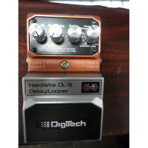 Digitech HardWire Series DL8 Delay/Looper Effect Pedal