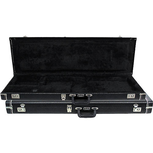 fender hardshell case for left handed jazz bass guitar center. Black Bedroom Furniture Sets. Home Design Ideas