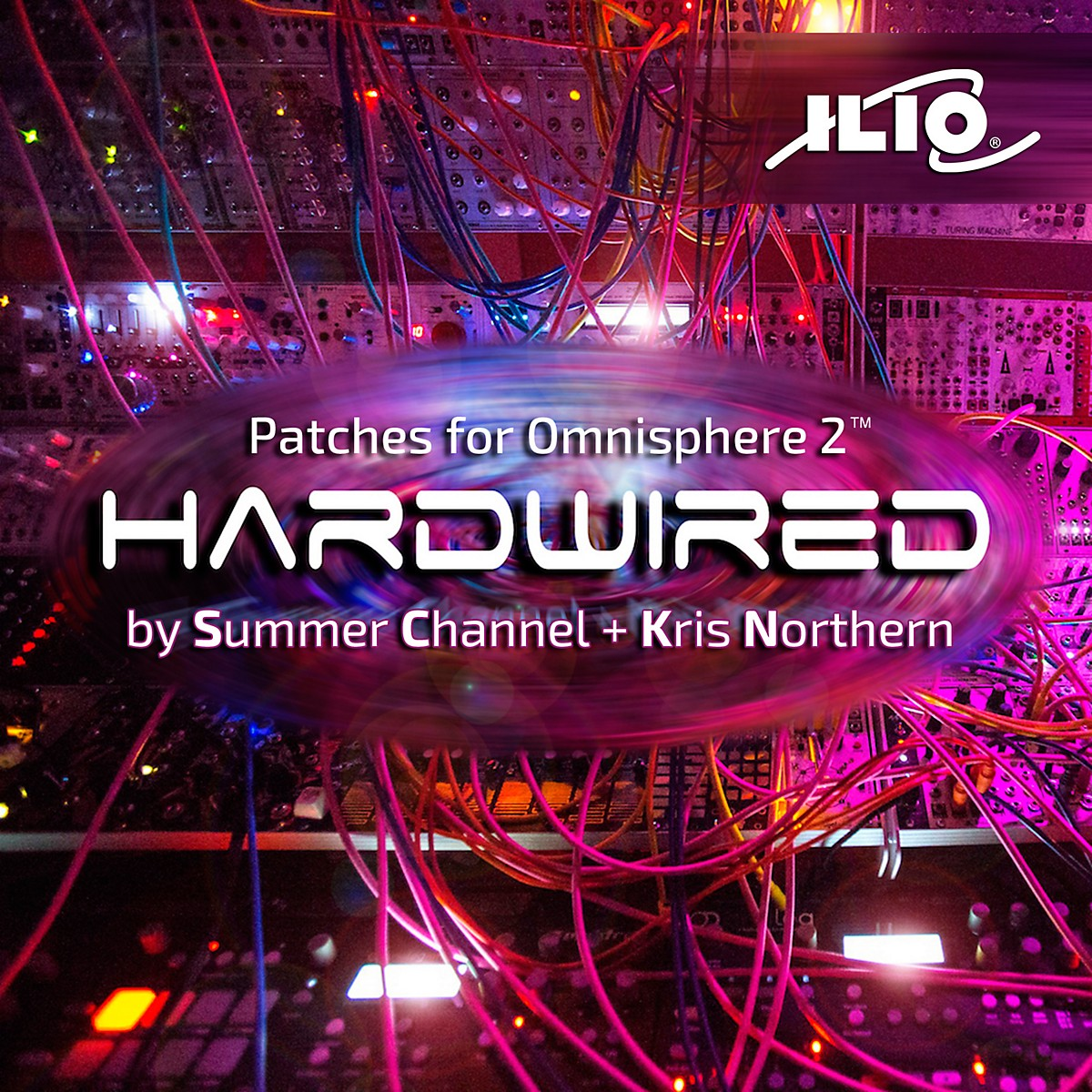 Ilio Hardwired - Patch Library for Omnishere 2