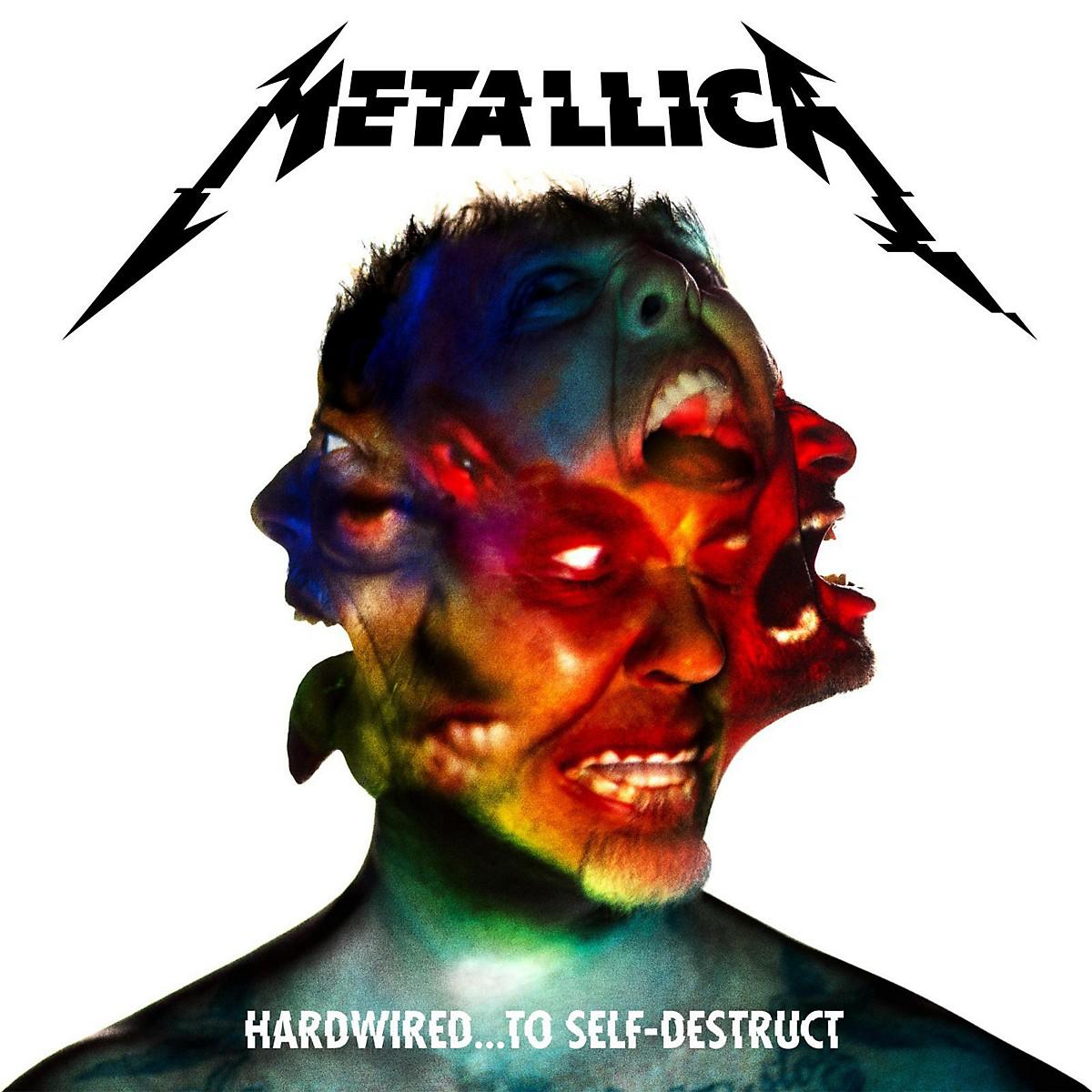 Metallica Hardwired...To Self Destruct -  Deluxe 3LP