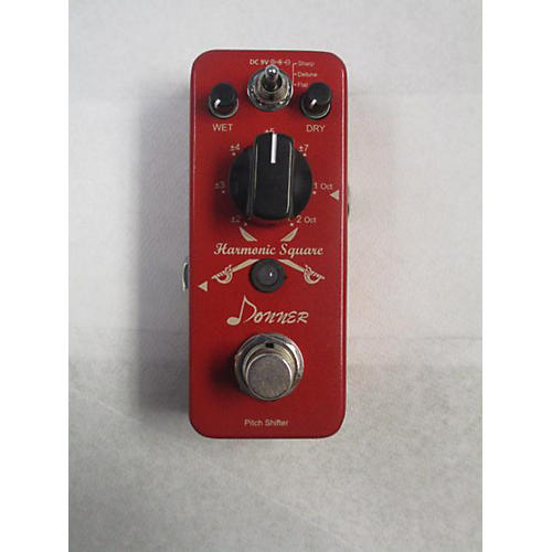 Donner Harmonic Square Effect Pedal