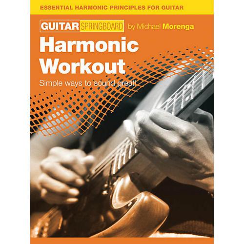 Boston Music Harmonic Workout Music Sales America Series Softcover Written by Michael Morenga