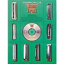 Music Sales Harmonica Jam Trax (Book/CD)