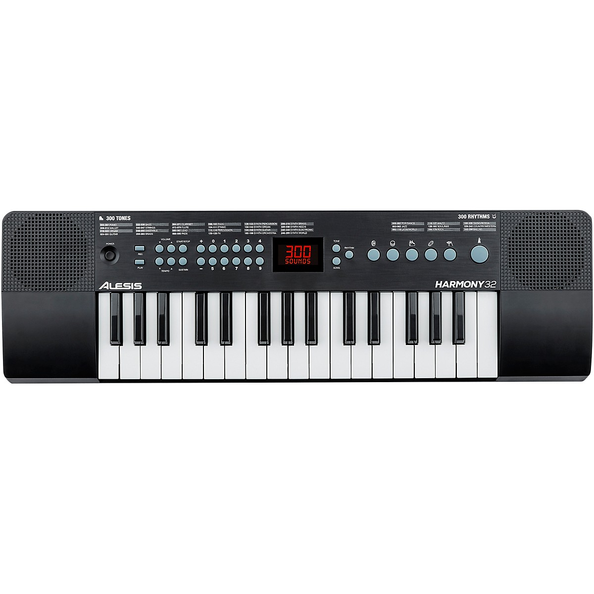 Alesis Harmony 32 32-Key Portable Keyboard With Built-In Speakers