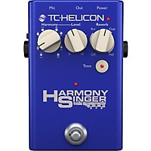 TC Helicon Harmony Singer 2 Effects Pedal