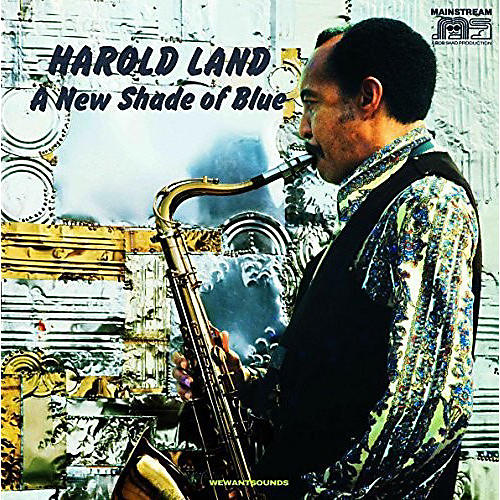Alliance Harold Land - New Shade Of Blue